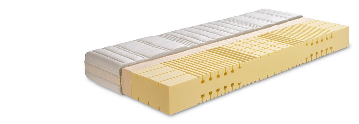 werkmeister m s70 flexo komfortschaum matratze schaummatratzen matratzen. Black Bedroom Furniture Sets. Home Design Ideas